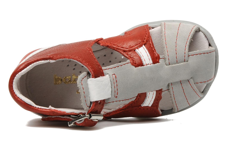 Sandales et nu-pieds Babybotte Gilou Rouge vue gauche