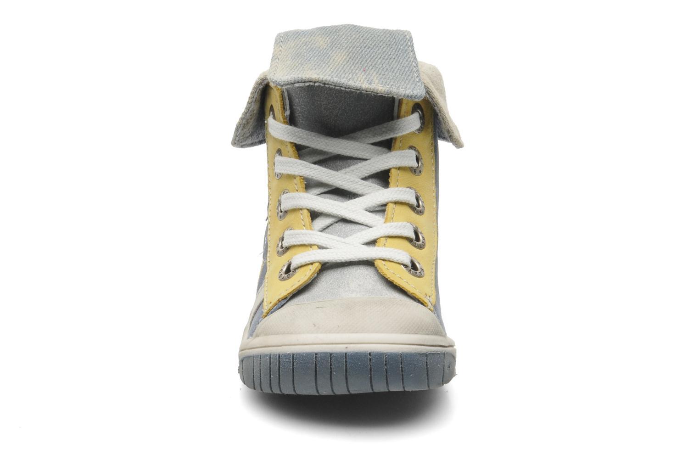 Bottines et boots Babybotte Artiste Bleu vue portées chaussures