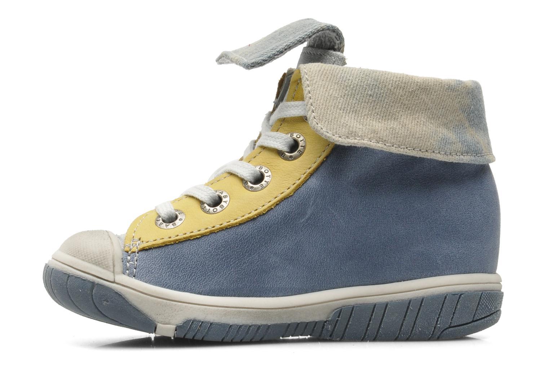 Bottines et boots Babybotte Artiste Bleu vue face