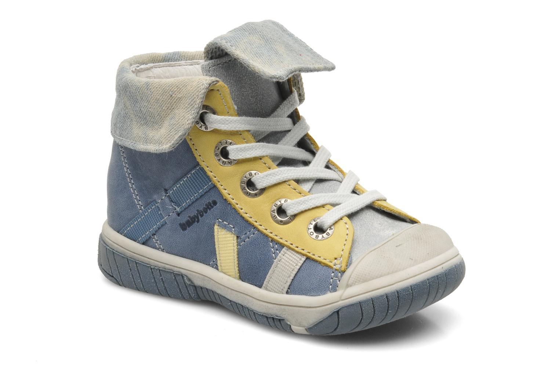 Bottines et boots Babybotte Artiste Bleu vue détail/paire