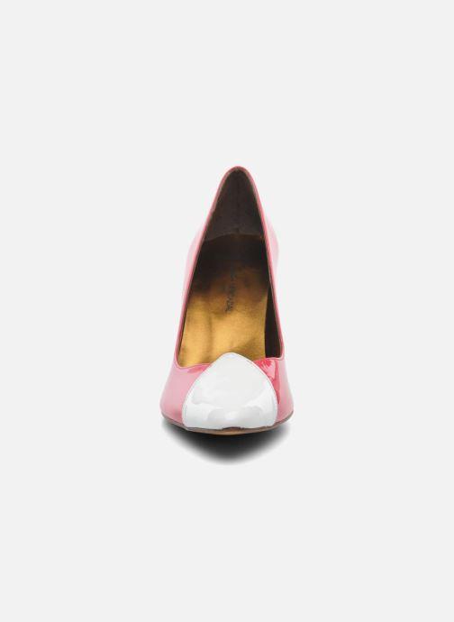 Escarpins Atelier Mercadal Vanina Rose vue portées chaussures