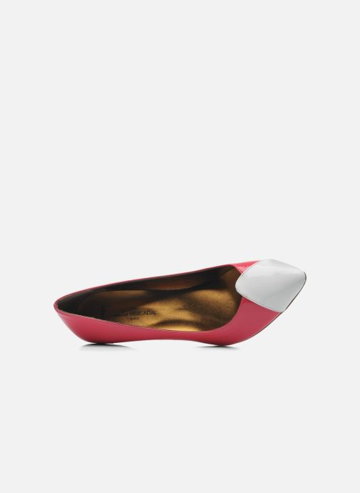 Escarpins Atelier Mercadal Vanina Rose vue gauche