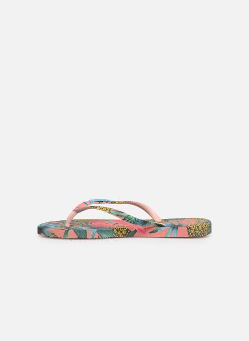Tongs Havaianas Slim Paradiso Multicolore vue face