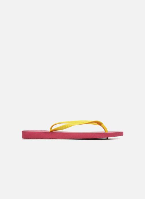 Flip flops Havaianas Slim Fresh Multicolor back view