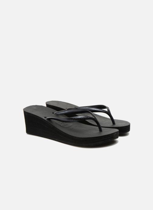 Slippers Havaianas High Fashion Zwart 3/4'