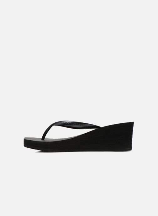 Slippers Havaianas High Fashion Zwart voorkant