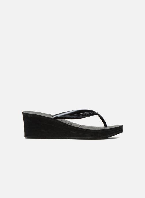 Slippers Havaianas High Fashion Zwart achterkant
