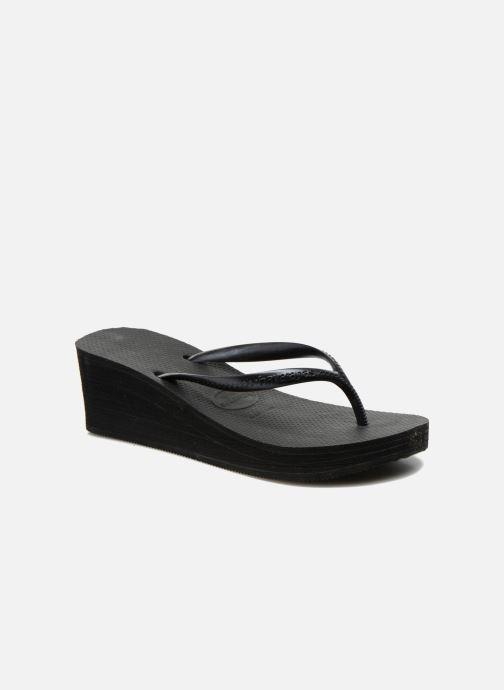 Slippers Havaianas High Fashion Zwart detail