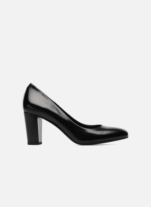 Zapatos de tacón Perlato Paty Negro vistra trasera