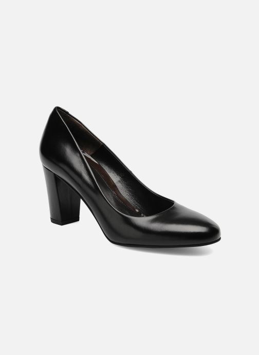 Zapatos de tacón Perlato Paty Negro vista de detalle / par
