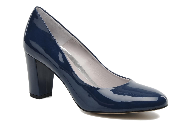 Høje hæle Perlato Paty Blå detaljeret billede af skoene