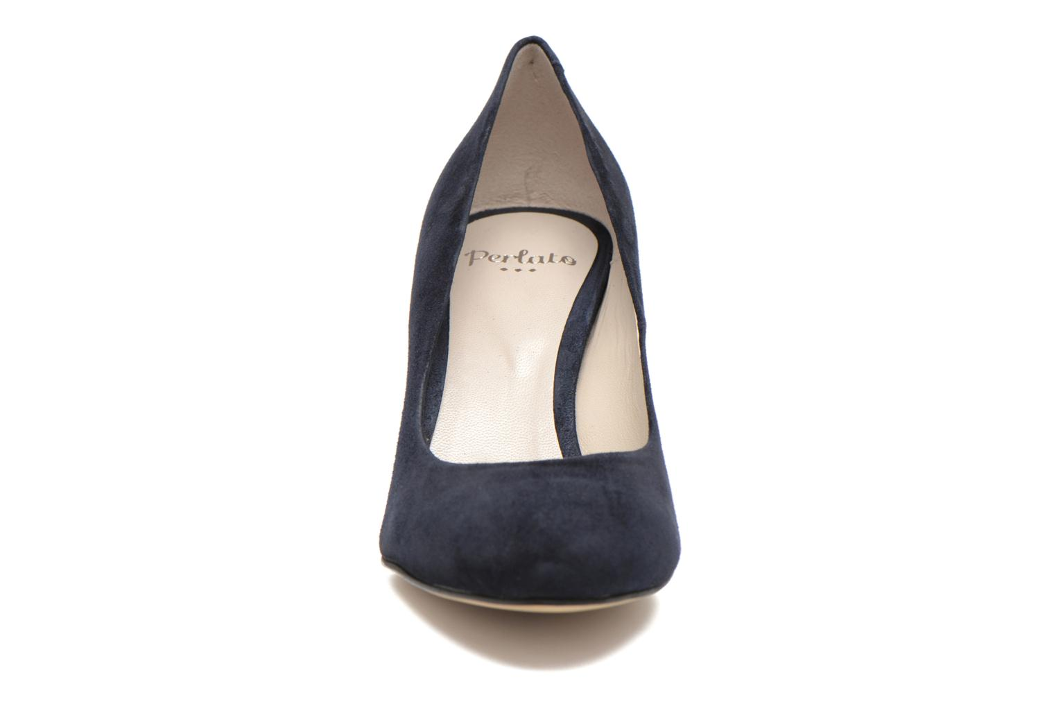 High heels Perlato Paty Blue model view