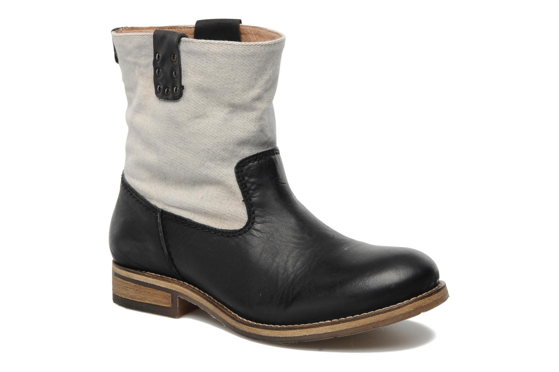 Nuevo - zapatos Koah Daryl (Negro) - Nuevo Botines  en Más cómodo 2ecaa5