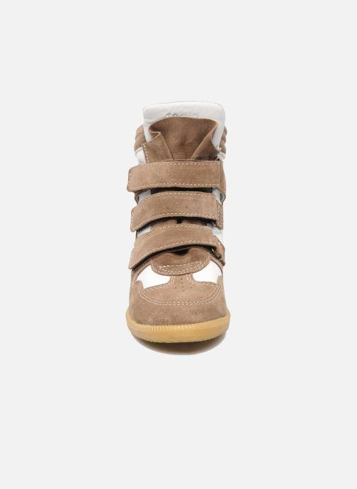 Baskets Acebo's Ariel Marron vue portées chaussures