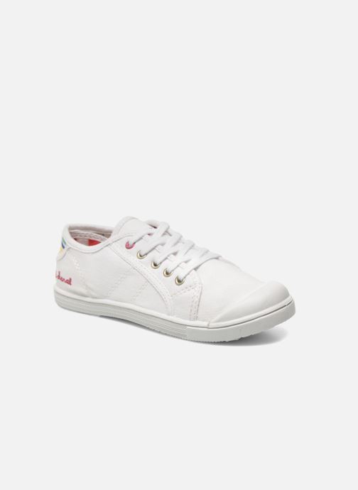 Trainers Little Marcel Benilace Uni J White detailed view/ Pair view