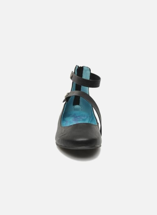 Ballet pumps Blowfish Panton Black model view