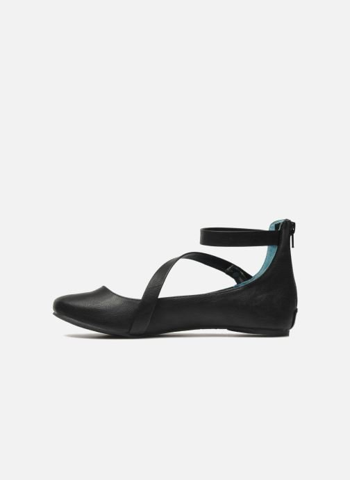 Ballet pumps Blowfish Panton Black front view