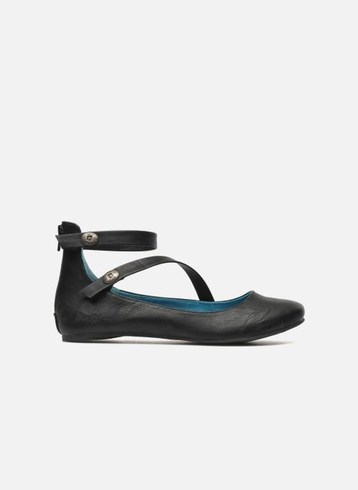 Ballet pumps Blowfish Panton Black back view