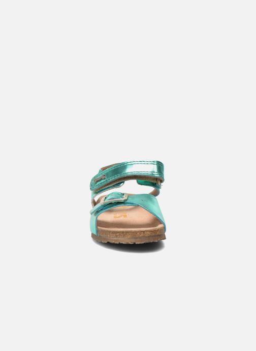 Sandalen Stones and Bones Cleo grün schuhe getragen