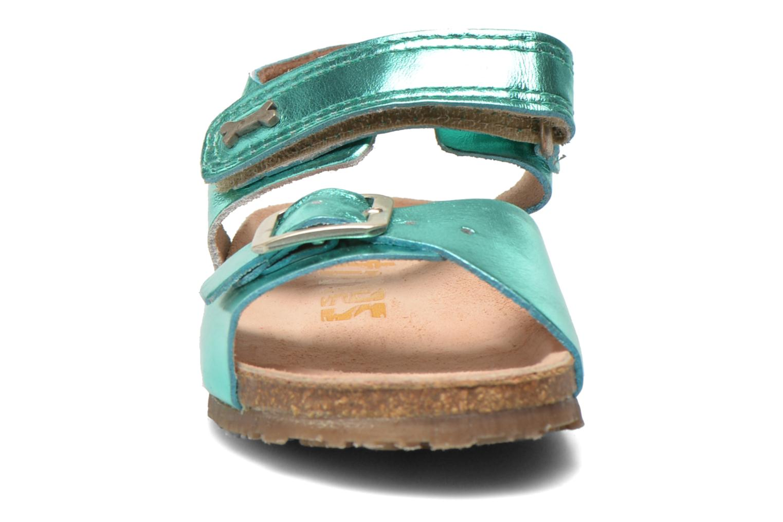 Sandales et nu-pieds Stones and Bones Cleo Vert vue portées chaussures