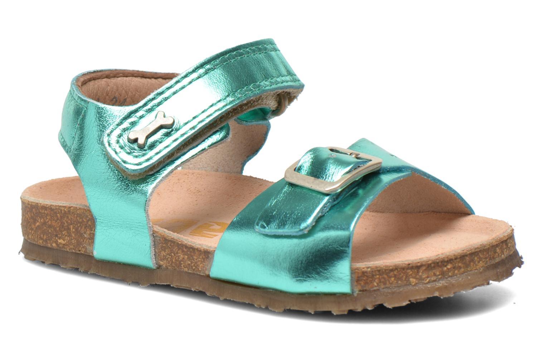 Sandales et nu-pieds Stones and Bones Cleo Vert vue détail/paire