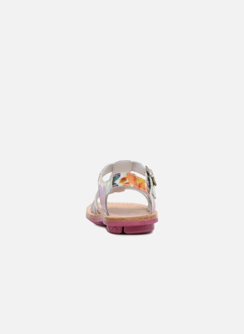 Sandalen Minibel Chana mehrfarbig ansicht von rechts