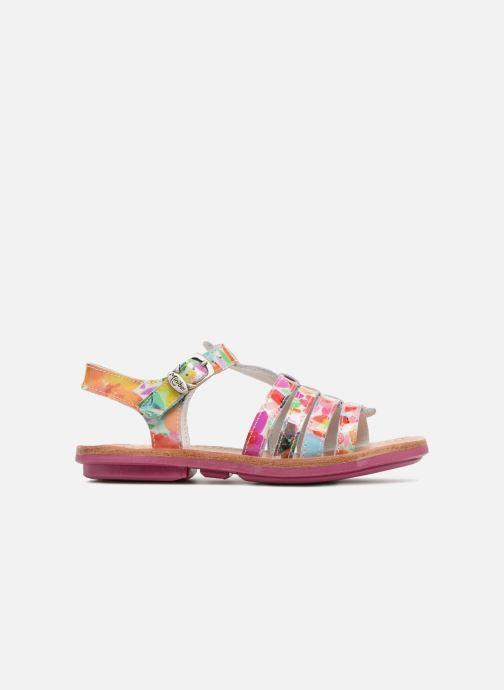 Sandalen Minibel Chana mehrfarbig ansicht von hinten