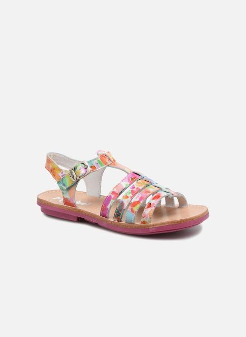 Sandalias Minibel Chana Multicolor vista de detalle / par