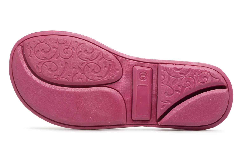 Sandales et nu-pieds Minibel Chana Multicolore vue haut