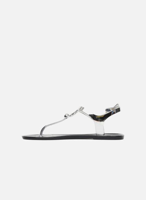 Sandales pieds Nu Et Jama Latinas Plata 4qLRc5Aj3