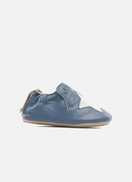 Pantoffels Easy Peasy Blublu Patin Etoile Blauw achterkant