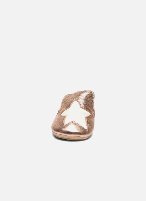Pantoffels Easy Peasy Blublu Patin Etoile Roze model