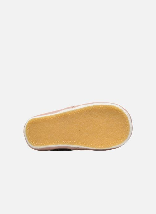 Slippers Easy Peasy Kiny Patin Etoile Pink view from above