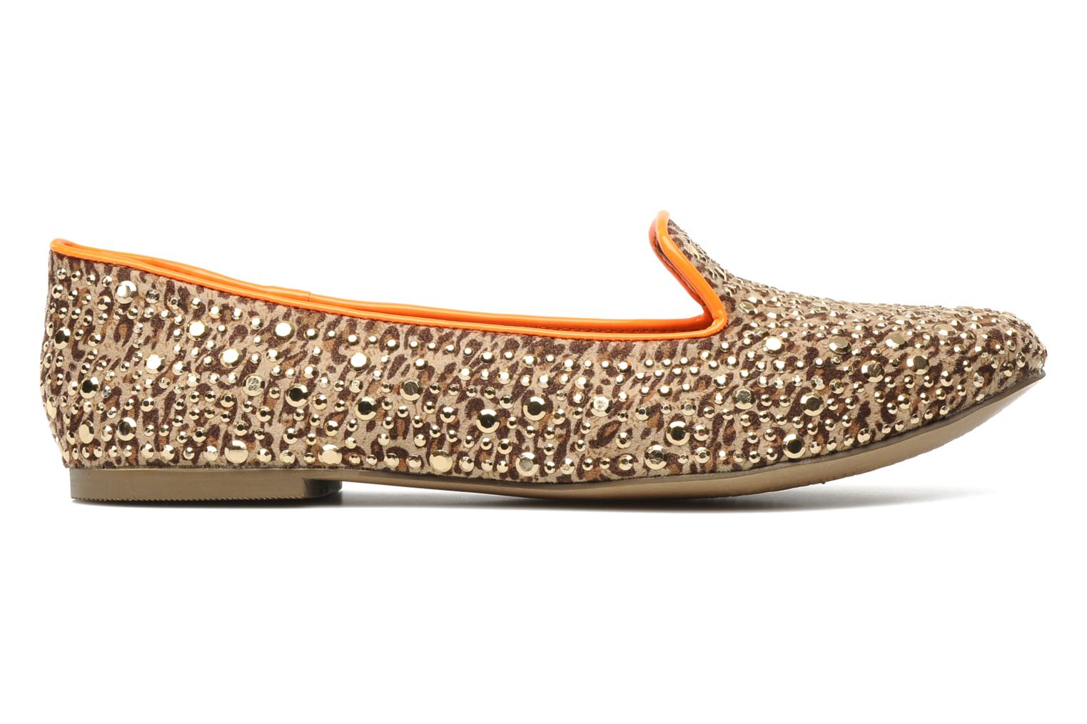 Loafers Bullboxer Tilva Brown back view