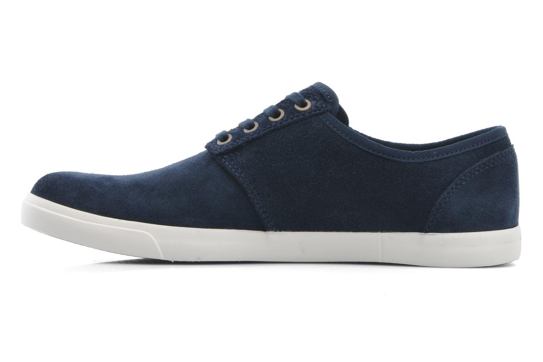Zapatos con cordones Clarks Torbay Lace Azul vista de frente