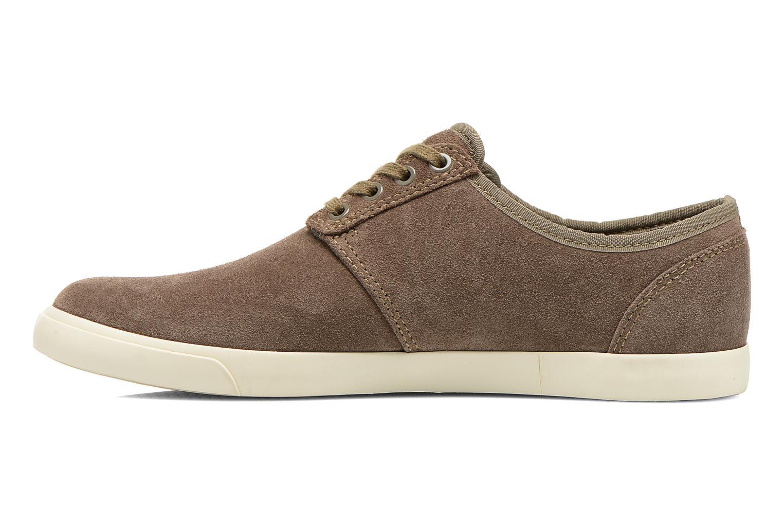 Zapatos con cordones Clarks Torbay Lace Gris vista de frente
