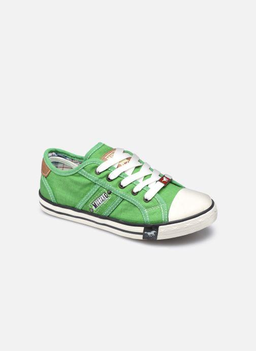 Sneaker Mustang shoes Flaki grün detaillierte ansicht/modell