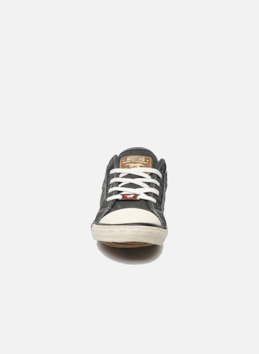 Trainers Mustang shoes Flaki Grey model view