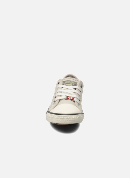 Trainers Mustang shoes Flaki Beige model view