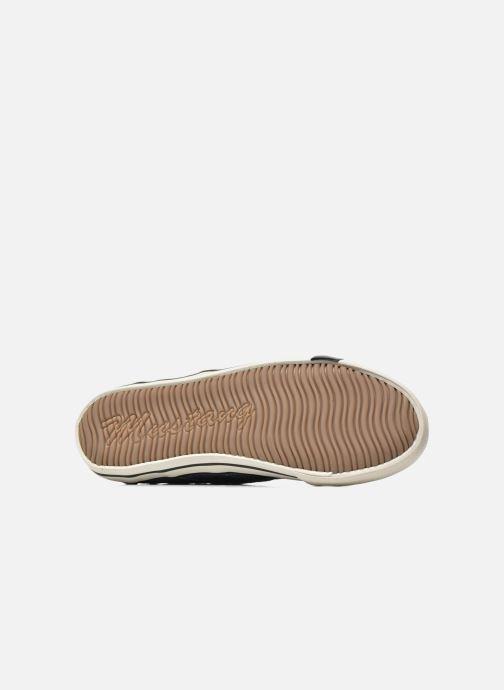 Baskets Mustang shoes Flaki Bleu vue haut