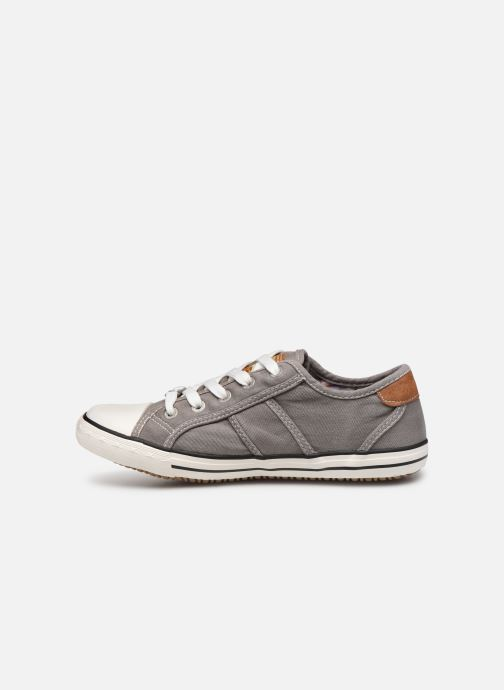 Sneakers Mustang shoes Flaki Grigio immagine frontale