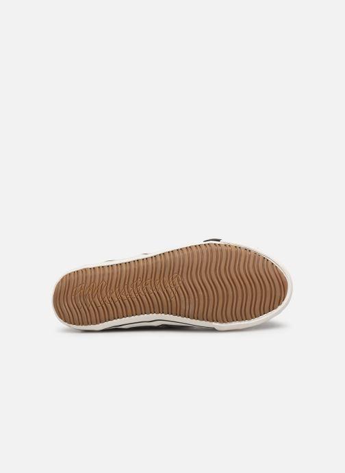 Baskets Mustang shoes Flaki Gris vue haut