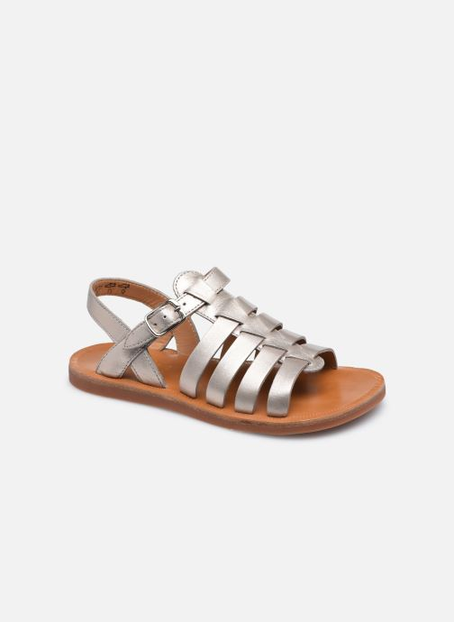 Sandali e scarpe aperte Pom d Api Plagette Strap Oro e bronzo vedi dettaglio/paio