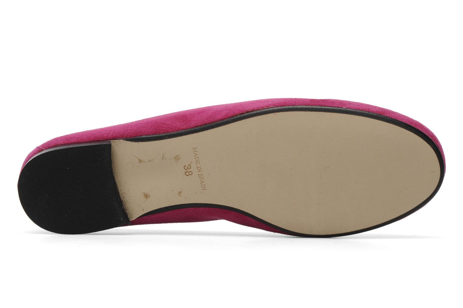 Loafers Valensi Vaness Pink view from above