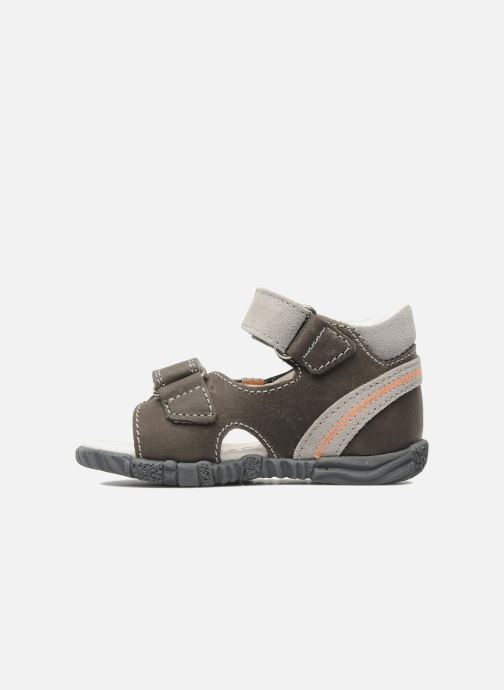 Sandals Primigi Cooper Grey front view