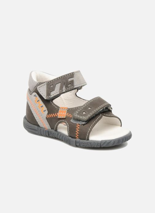 Sandals Primigi Cooper Grey detailed view/ Pair view