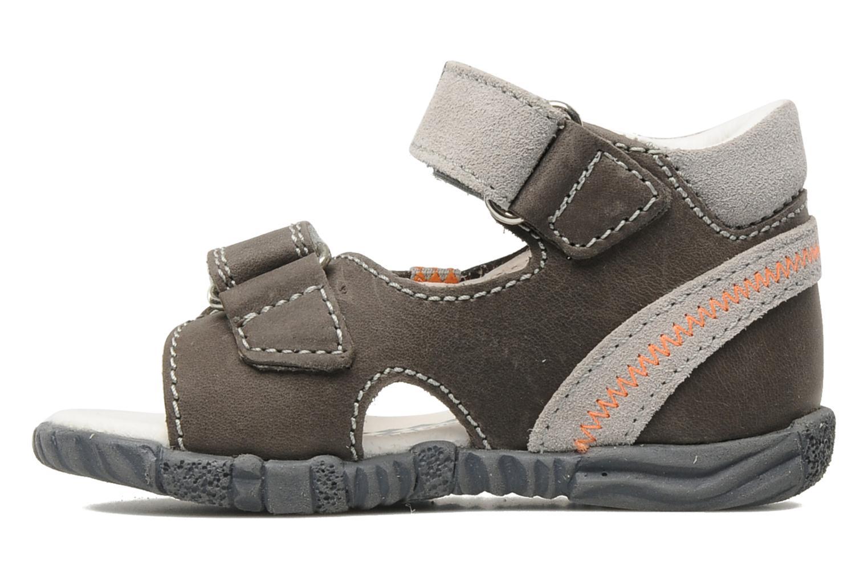 Sandals Primigi Cooper Grey front view