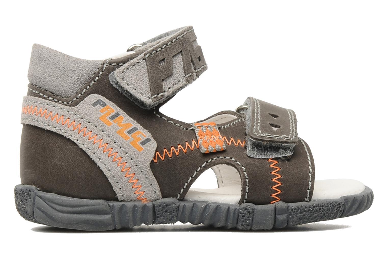 Sandals Primigi Cooper Grey back view