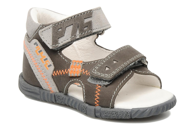 Sandals Primigi Cooper Grey detailed view/ Pair view