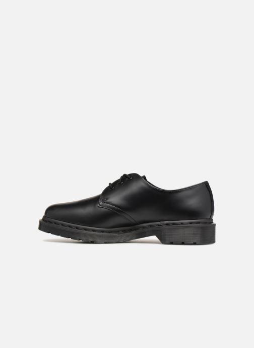 Chaussures à lacets Dr. Martens 1461 M Noir vue face